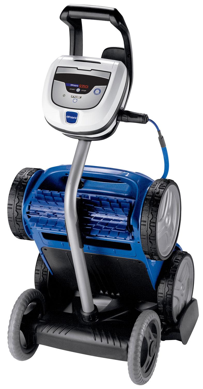 Polaris 9350 Sport Robotic Pool Cleaner F9350