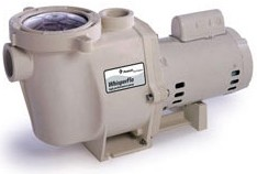 Pentair 3/4 HP WhisperFlo Pump 011512